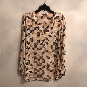 Vince Camuto blouse size xl